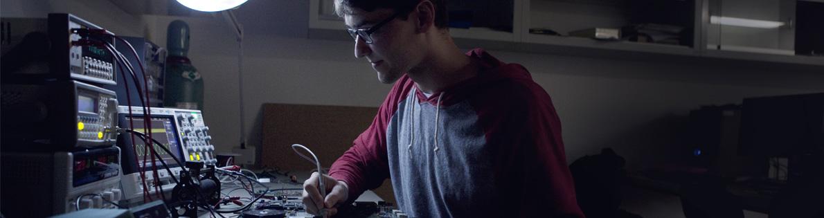 Bannière du Baccalauréat en systèmes informatiques et électroniques